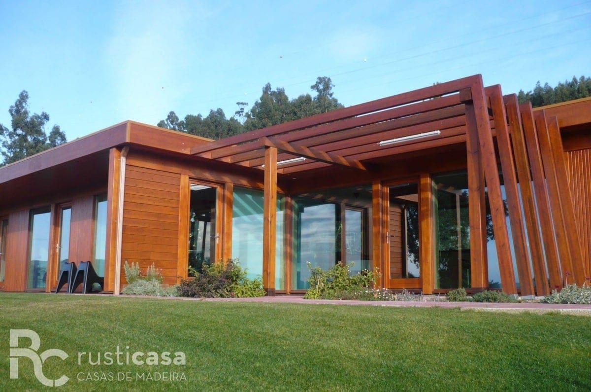 Rusticasa casas de madeira - Casas madera portugal ...