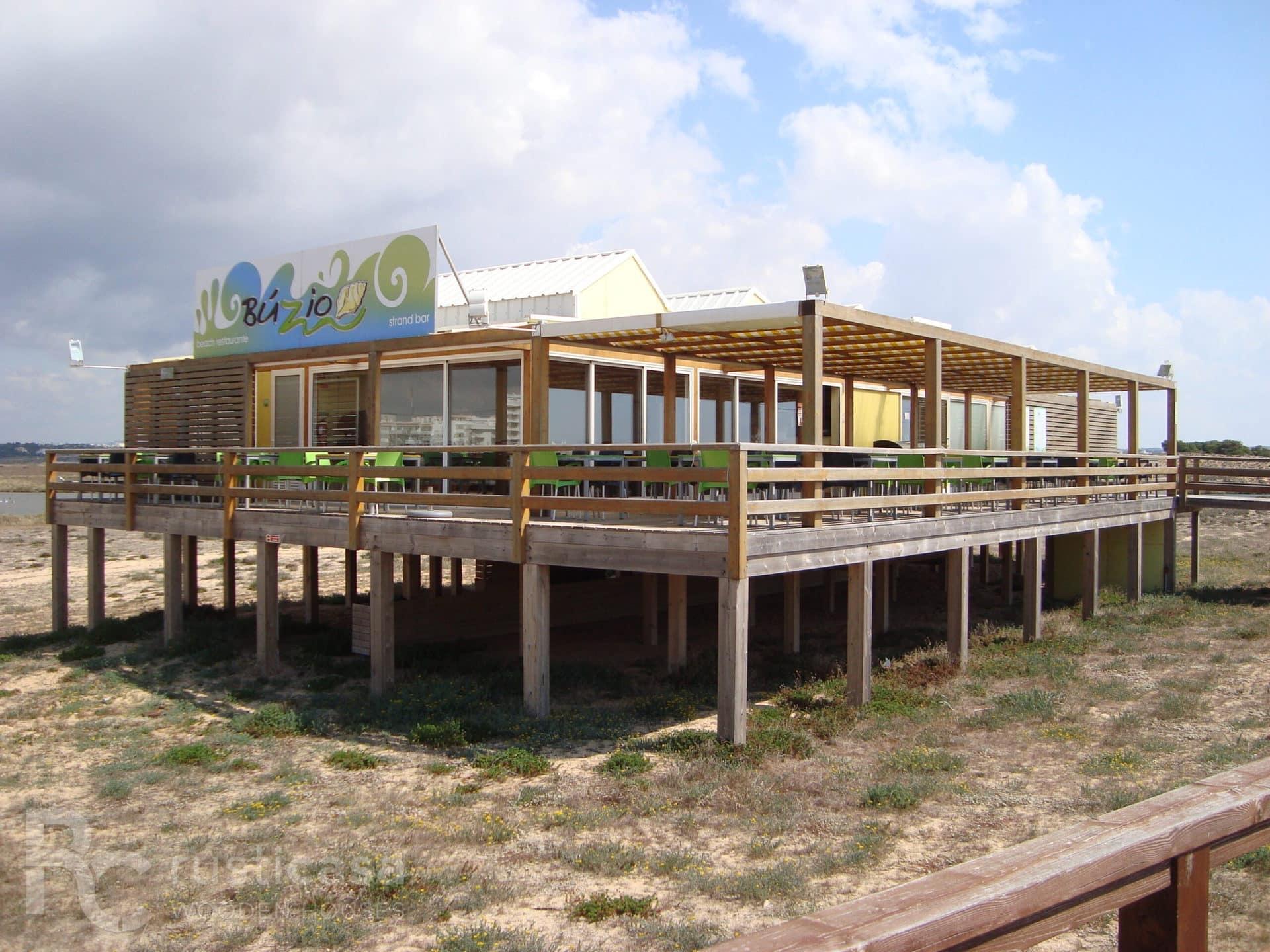 Búzio Restaurant in Armação de Pêra