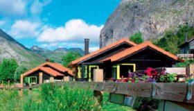 Cabañas Patagónicas en Maraña