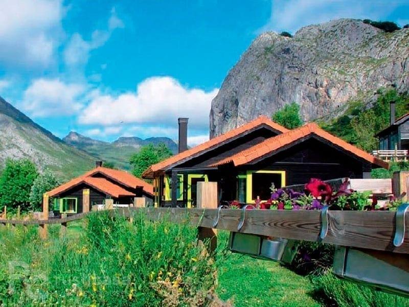 Patagonic Cabins in Maraña